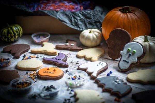 Spooky BisKITS